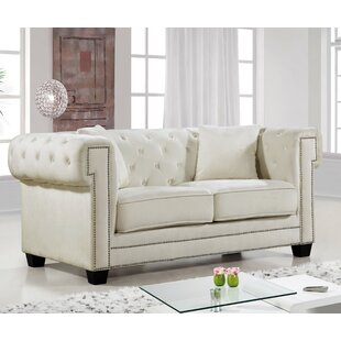 Hilaire Chesterfield Loveseat ..