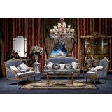 Greater Taree 5 Piece Leather Living Room Set by Rosdorf Park