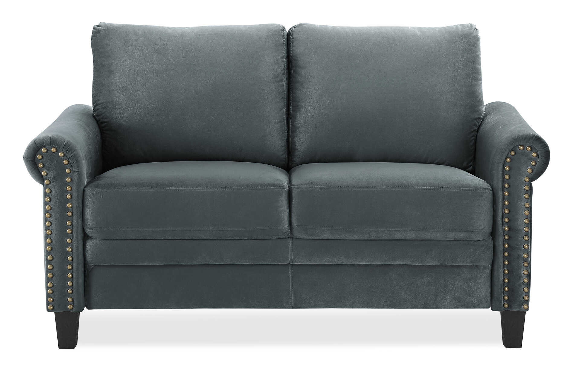 Charlton Home Chisolm Loveseat U0026 Reviews | Wayfair