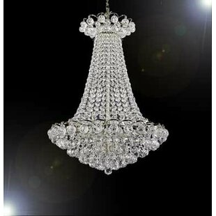 Montana 14-Light Empire Chandelier by House of Hampton