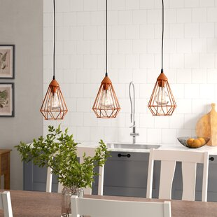 Pendant Lighting U0026 Glass Pendant Lights | Wayfair.co.uk