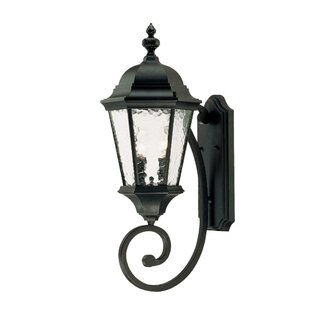 Savings Brook Lane 2-Light Outdoor Sconce By Darby Home Co