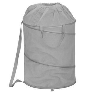 New Style Pop Up Hamper Laundry Bag By Honey Can Do