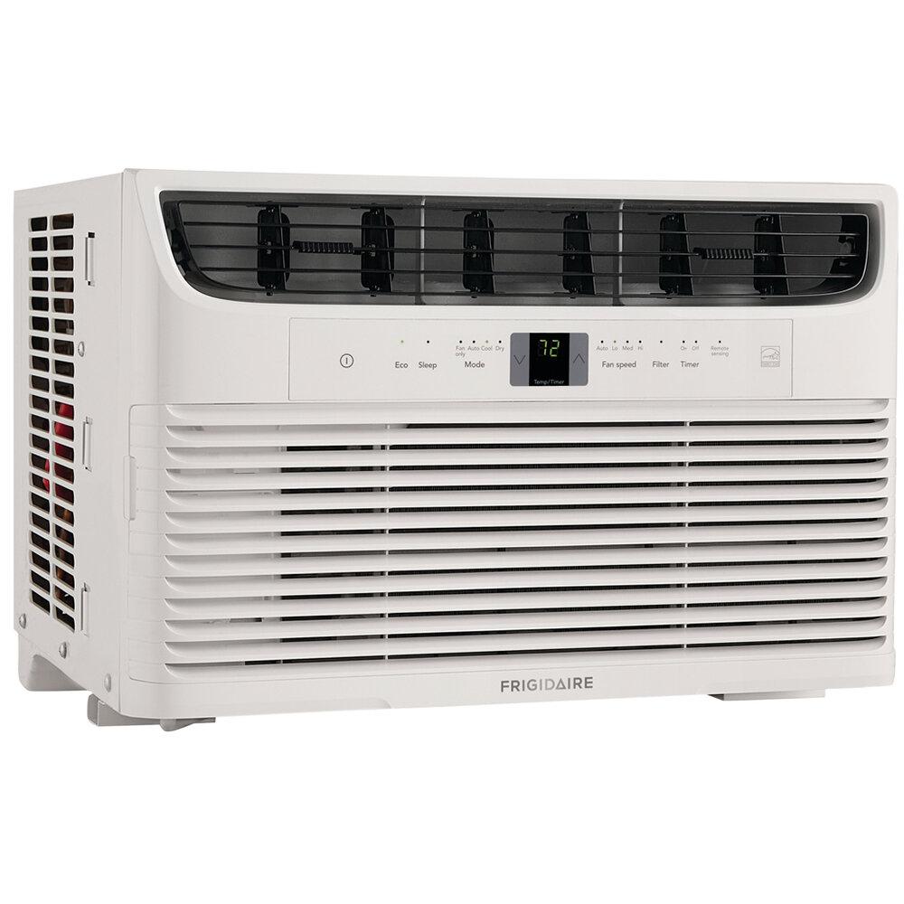 Frigidaire Compact Room 6000 Btu Energy Star Window Air Conditioner With Remote Reviews Wayfair