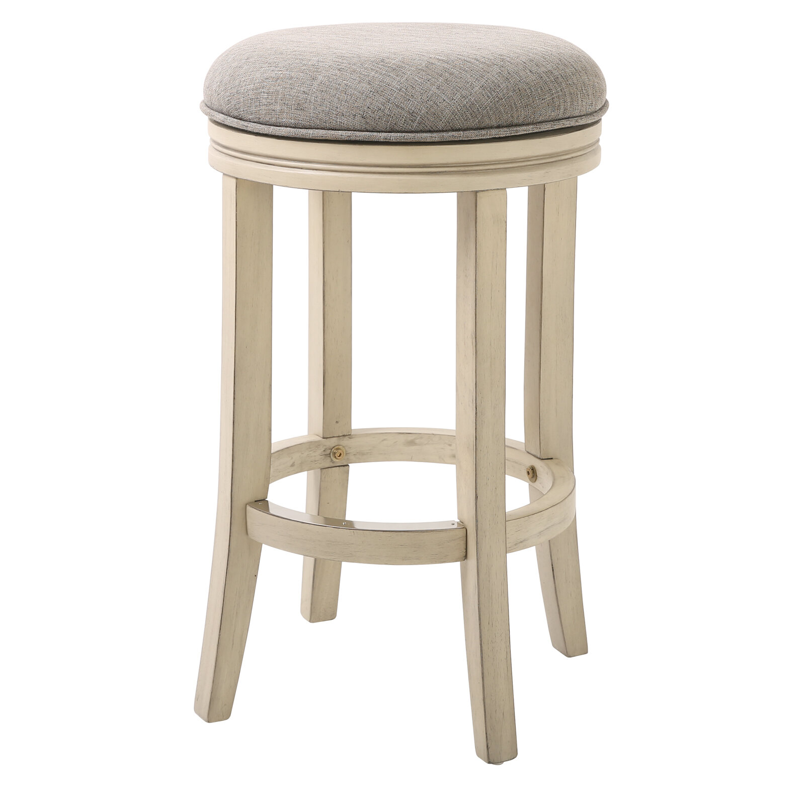 Peachy Mcgrady Counter Height 25 Swivel Bar Stool Lamtechconsult Wood Chair Design Ideas Lamtechconsultcom