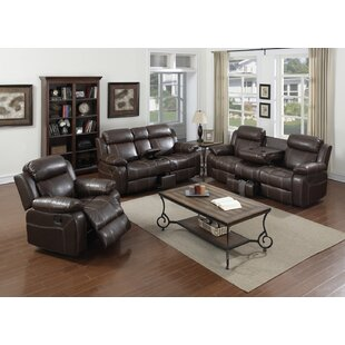 Ulrey 3 Piece Living Room Set by Red Barr..