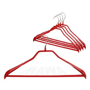 Shop For Canby Bodyform Metal Non-Slip Hanger (Set of 5) By Symple Stuff