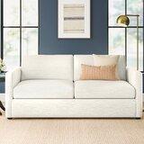 Hertfordshire 77 Square Arm Sofa by Three Posts™