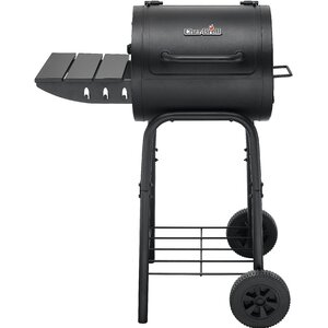 American Gourmet 225 Series Charcoal Grill with Side Shelves