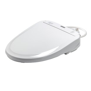 Washlet Round Toilet Seat Bidet