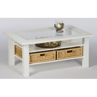 Tiffany Coffee Table With Storage By House Of Hampton