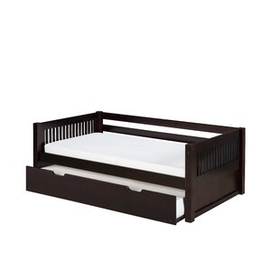 Rabon Bed with Trundle by Harriet Bee