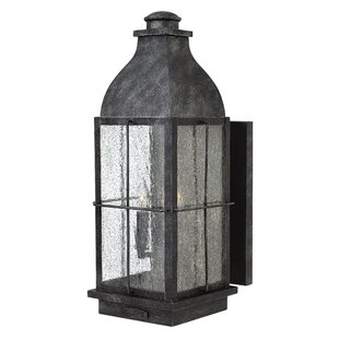 Bingham 3-Light Outdoor Wall Lantern