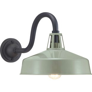 Shaftesbury Outdoor Barn Light by Gracie Oaks