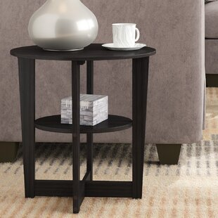Read Reviews Crow End Table (Set of 2) By Zipcode Design