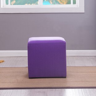 Wrought Studio Ackermann Cube Ottoman