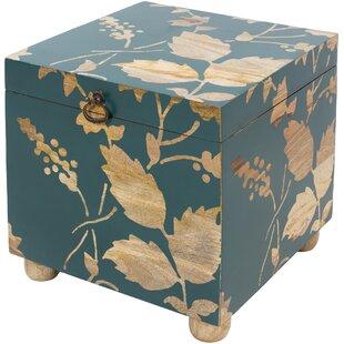 Maymie Storage Cube Ottoman