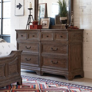 Aadi 6 Drawer Dresser by Darby Home Co