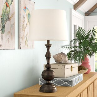 Great Price Sotira 1 Light Table Lamp (Set of 2) By Bay Isle Home