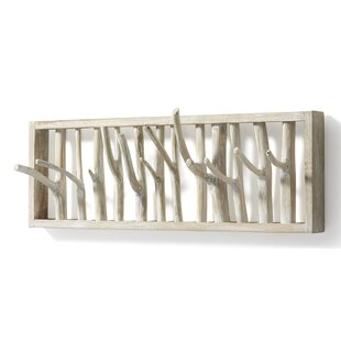 Niantic Wall Mounted Coat Rack By Beachcrest Home