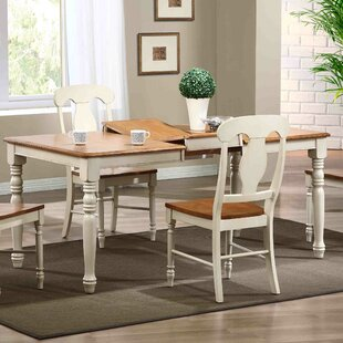 Extendable Extendable Solid Wood Dining Table Iconic Furniture