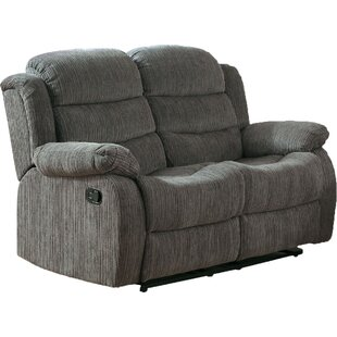 Hokku Designs Fergstein Reclining Loveseat
