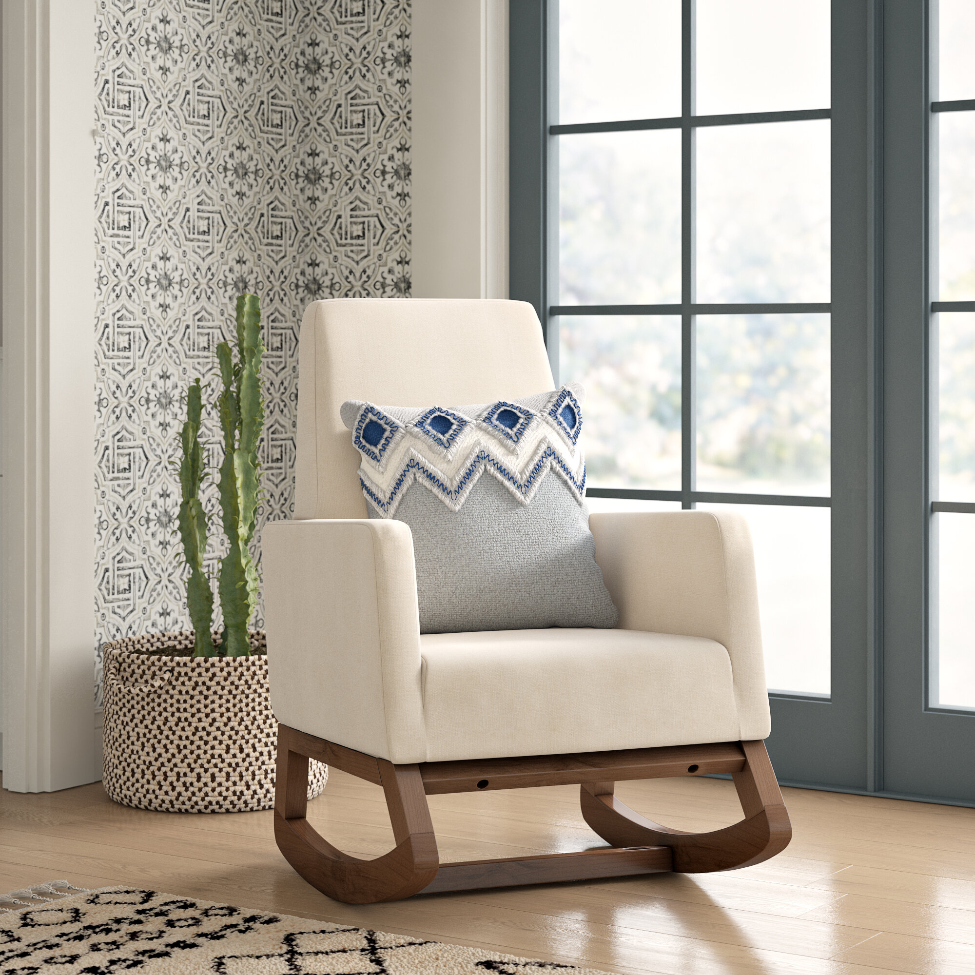 Amazing Nola Rocking Chair Alphanode Cool Chair Designs And Ideas Alphanodeonline