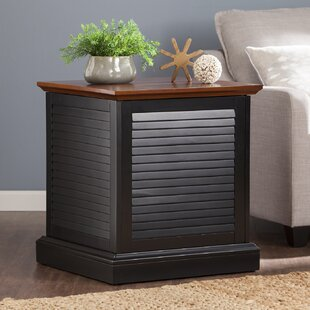 Thaxter Louvered End Table