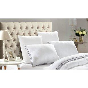 Alwyn Home Finnigan Air Pocket Microgel Down Alternative Queen Pillow