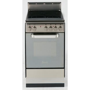 20 Free-Standing Electric Range by Avanti Products