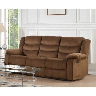 Bartolo Leather Motion Reclining Sofa