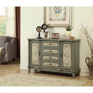 Elya 4 Drawer and 2 Door Sideboard by Aug..
