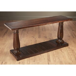 Column Console Table