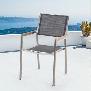 Mikonos Stacking Patio Dining Chair (Set of 6)