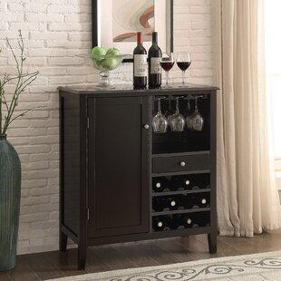 Mini Fridge Bar Cabinet Wayfair