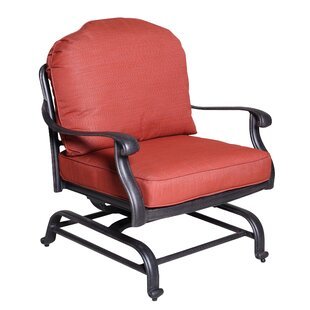 Thurston Deep Seating Chair With Cushion by Fleur De Lis Living Looking for