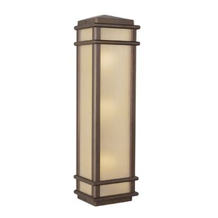Feiss Monterey Coast 3-Light Outdoor Flush Mount