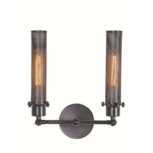 Great choice Carson 2-Light Armed Sconce By Williston Forge
