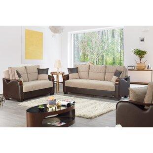 Meissner Sleeper Living Room Set By Latitude Run