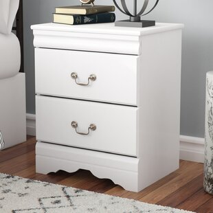 Coupon Aeroome 2 Drawer Nightstand by Grovelane Teen Reviews (2019) & Buyer's Guide