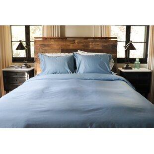 Highland Dunes Cherise Solid Reversible Comforter Set