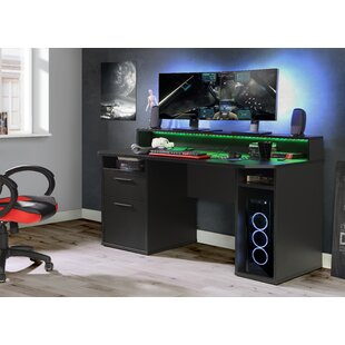Marabe Computer Desk By Ebern Designs