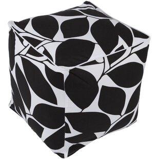 Lessing Pouf by Ebern Designs