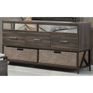 Andromeda 5 Drawer Dresser