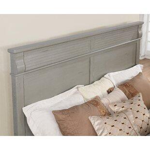 Vasilikos Solid Wood Construction Platform 5 Piece Bedroom Set