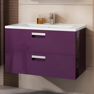 Review Mcdavid 85 Cm Self Rimming Sinks