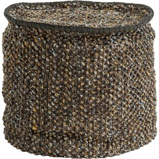 Chasville Pouf by Gracie Oaks