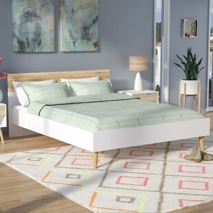 Check Prices Mateer Queen Panel Bed by Langley Street Reviews (2019) & Buyer's Guide