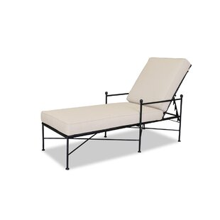 Provence Chaise Lounge with Cushion