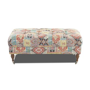 Hannah Cocktail Ottoman by Bungalow Rose